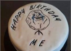 Enlace a Auto-pastel de cumpleaños