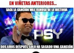 Enlace a Así que el éxito de PSY se quedó en el Gangnam Style, ¿no?