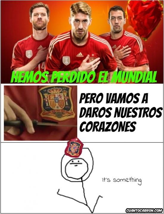 Its_something - Hemos perdido el mundial, pero...