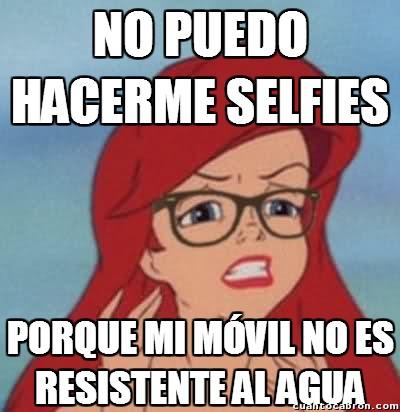 Ariel_hipster - Problemas de sirenas hipsters