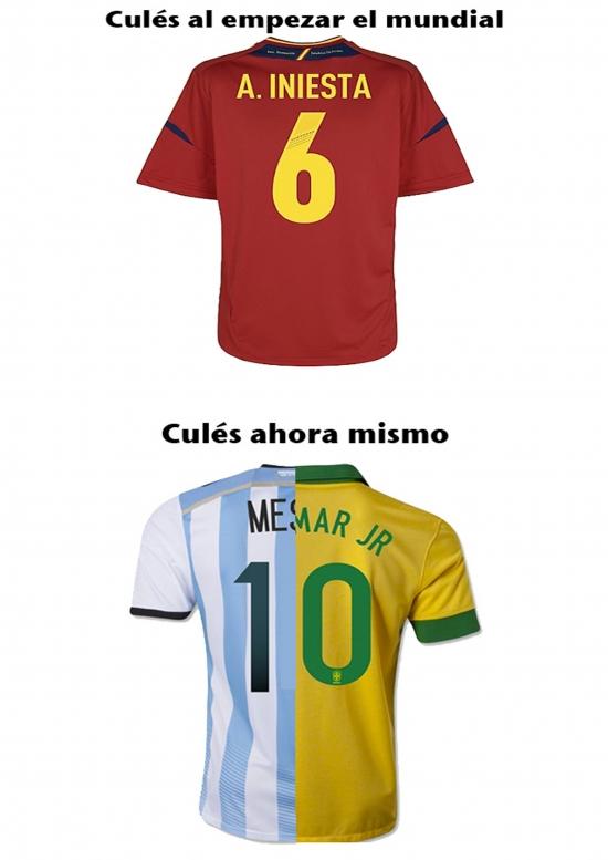 Meme_otros - Culés, antes y ahora