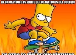 Enlace a La bipolaridad de Bart