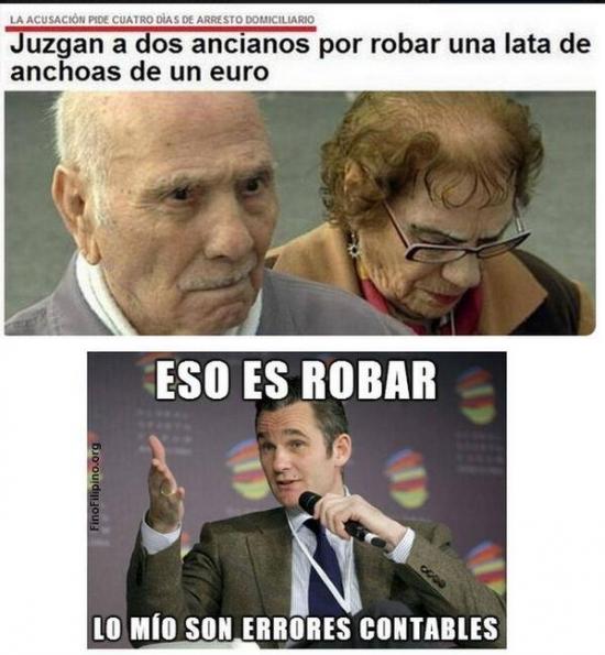 Meme_otros - Justicia not found