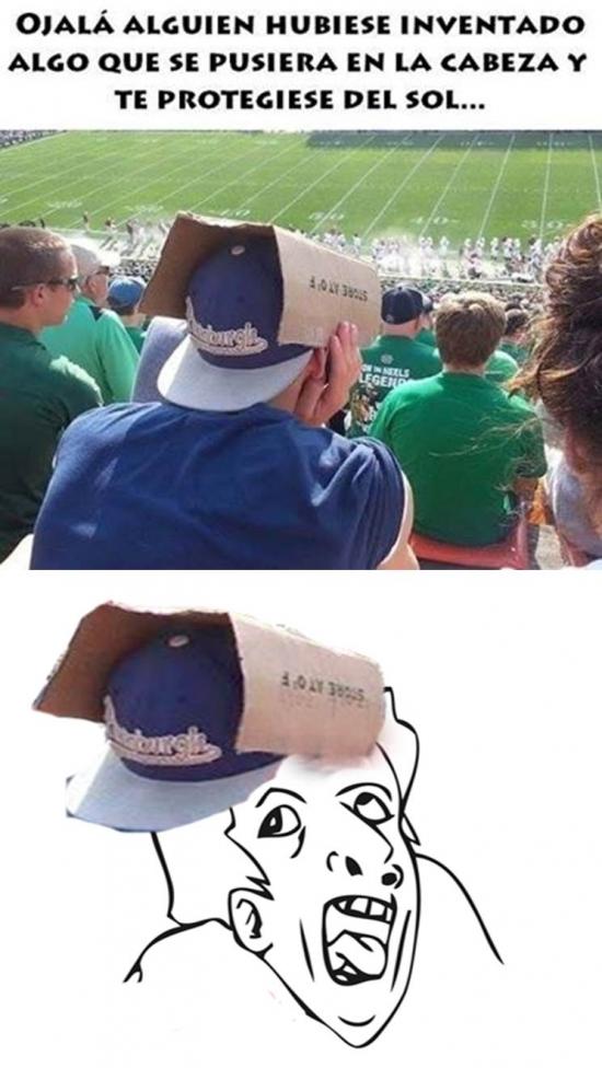 Retarded - Gente que ya no sabe ni para qué sirven en realidad las gorras