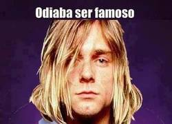 Enlace a Kurt Cobain tiene la suerte de Bad Luck Brian