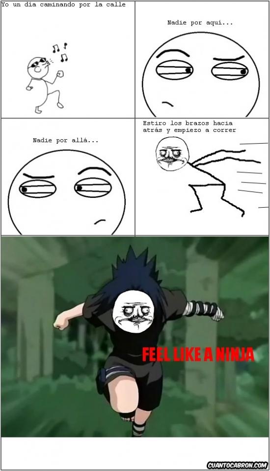 Me_gusta - Feel like a ninja