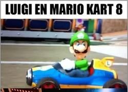 Enlace a Luigi cambia de actitud dependiendo de cual sea el juego