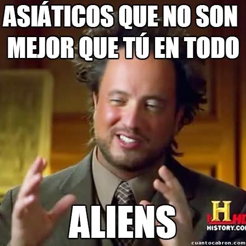 Ancient_aliens - La irrefutable superioridad asiática