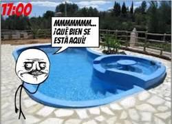 Enlace a Todos los veranos me pasa lo mismo con la piscina