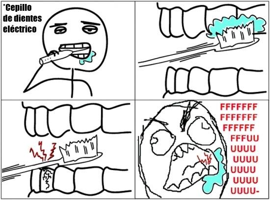 Ffffuuuuuuuuuu - Cuidado con los cepillos de dientes eléctricos, esconden una trampa muy dolorosa