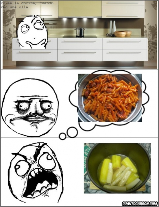 cocina,fuu,macarrones,olla,verdura