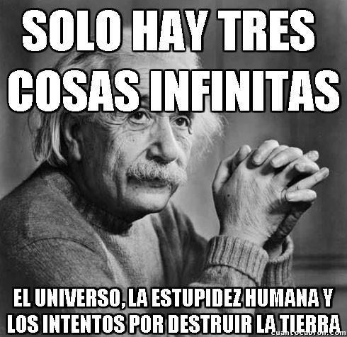 Tres_cosas_infinitas - Con la de planetas que hay y todos los villanos quieren destruir la Tierra