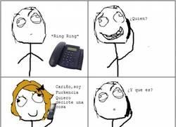 Enlace a Por eso pocos usamos el teléfono fijo