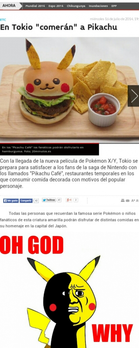 Oh_god_why - Malditos caníbales come-Pokémon...