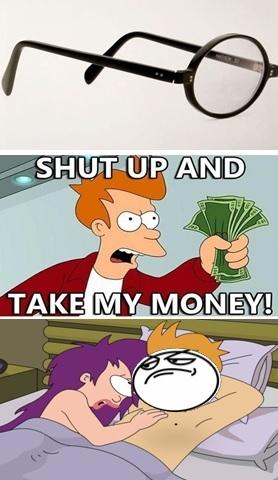 Meme_otros - Fry sabe hacer los regalos correctos