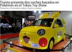 Enlace a ¿Recordáis el coche con forma de Pikachu? La cosa ha ido a más...