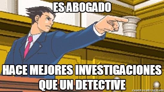 Meme_otros - Y si no estás de acuerdo, OBJECTION!