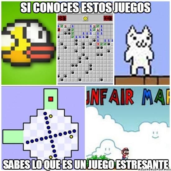 Meme_otros - ¿Conoces estos juegos?