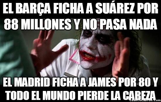 Joker - Así son los fichajes del Madrid...