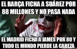 Enlace a Así son los fichajes del Madrid...