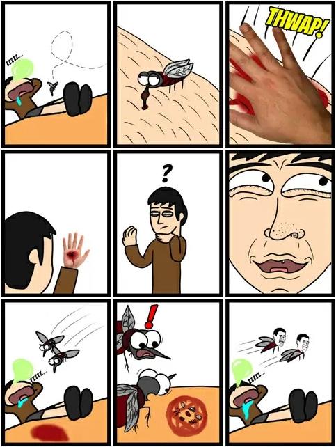 Yao - Tengo un mensaje para todos los mosquitos