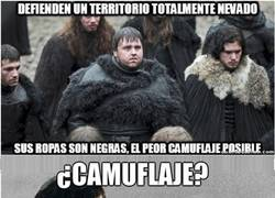 Enlace a Overly Manly Jon Snow
