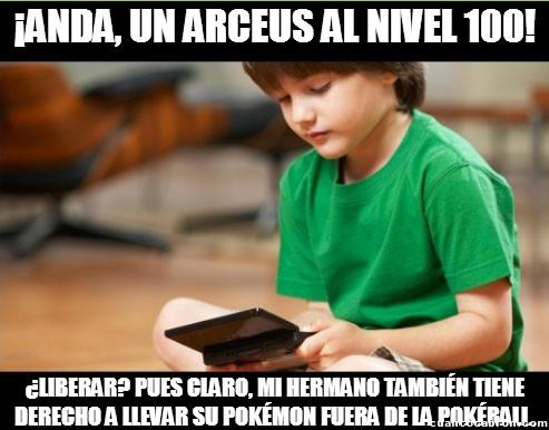 Hermano_pequeno_troll - ¿Arceus?