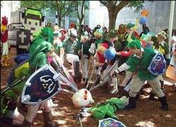 Enlace a Deberían cambiar el título a La Venganza de Zelda