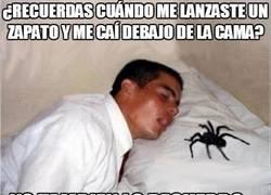 Enlace a Las arañas tambien saben planear venganzas