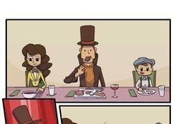 Enlace a El Profesor Layton y sus monedas