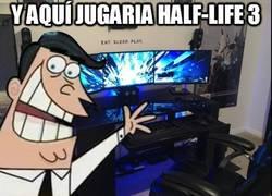 Enlace a Lo tengo todo preparado para el Half-Life 3