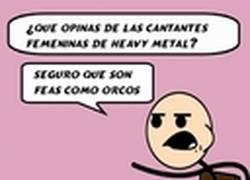 Enlace a Metal Queens, cantantes que quitan el hipo