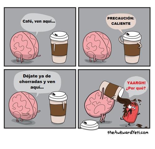 Otros - Y así cada mañana con el café...