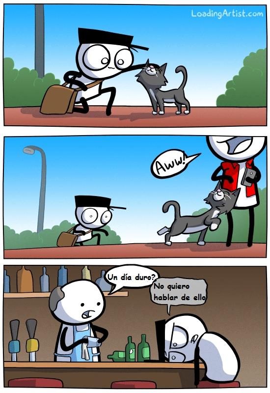 Otros - Gatito, ¿por qué tú?