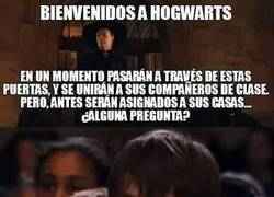 Enlace a Si Harry Potter se hubiera rodado con niños de hoy