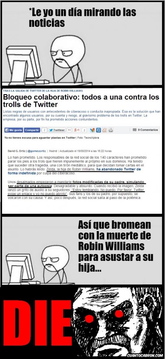 Mirada_fija - Robin Williams no se toca