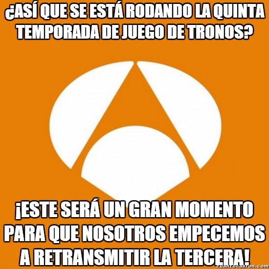 Meme_otros - ¡Genial idea, A3media! ¡Así acabaréis con la piratería!