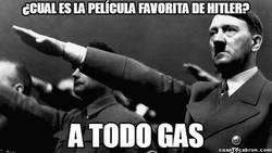 Enlace a La película favorita de Hitler