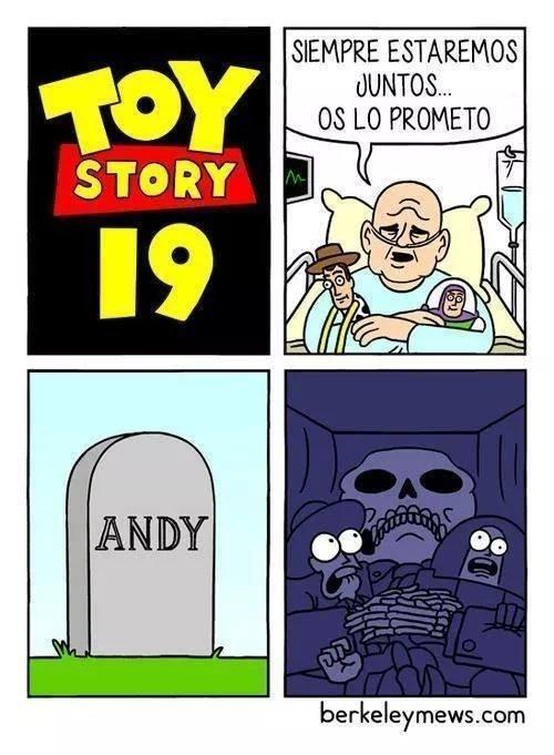 Otros - Andy el psicópata, juntos hasta la muerte
