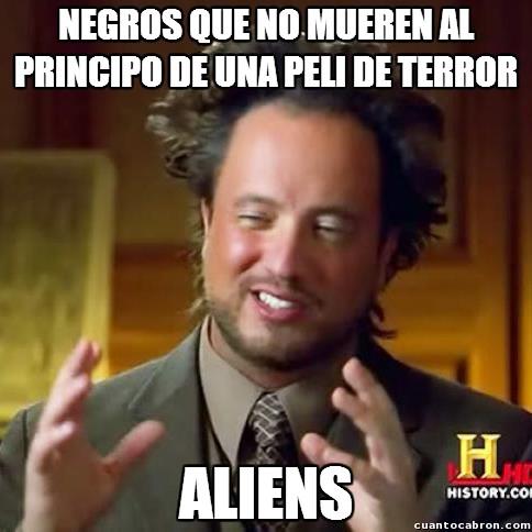 Ancient_aliens - Ellos son siempre la primera víctima