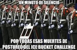 Enlace a Maldito Ice Bucket Challenge... [Nuevo meme]