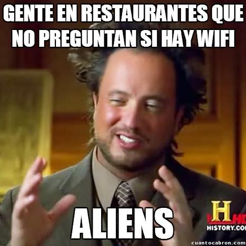 Ancient_aliens - La obsesión por el wifi, aunque tengas 3G