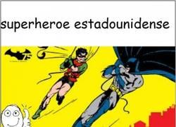 Enlace a En superhéroes, España no está muy a la altura