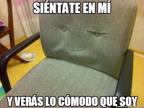 Meme_otros - La silla más seductora de todo el condado