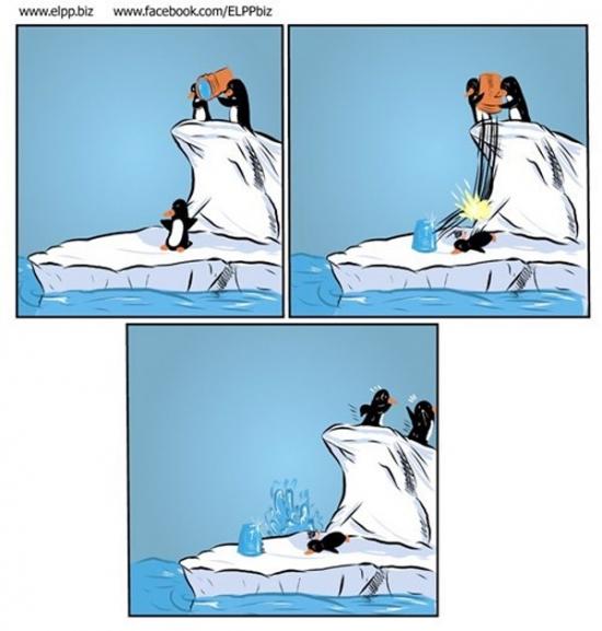 Otros - Hay en sitios que el ice bucket challenge es demasiado peligroso