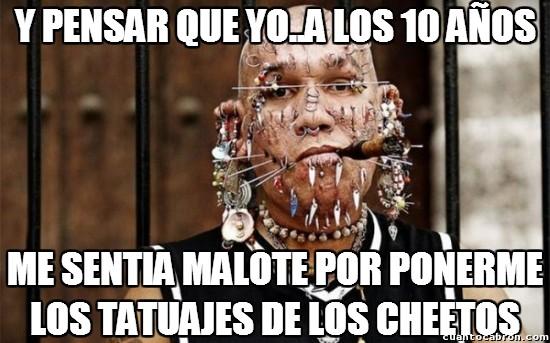 Meme_otros - Piercings everywhere