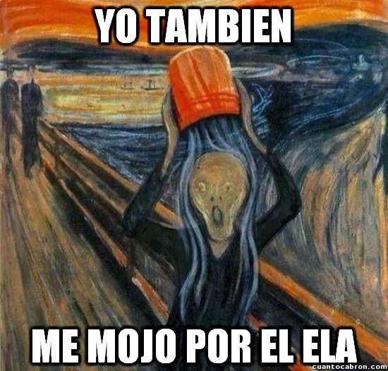 Meme_otros - Ya se moja todo el mundo por el ELA