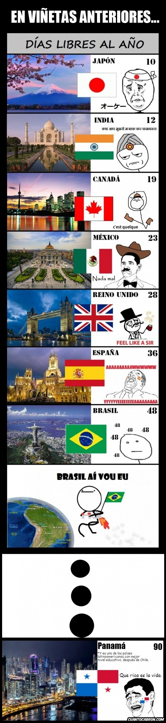 Yao - Y cuando pensabas que en tu país había muchos días festivos...