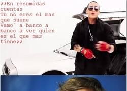 Enlace a Haciendo callar a los reggaetoneros que vacilan de dinero