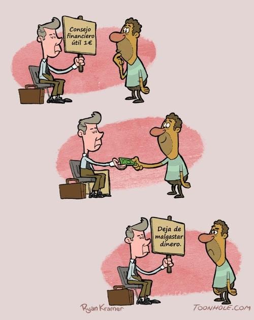 Otros - Y así funcionan los presuntos gurús de la economía, ¡no os dejéis engañar!
